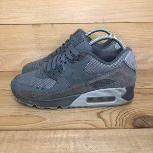 Women's Nike Air Max 90 running shoes - size 7